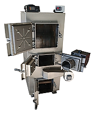 Котел на пеллетах 100 кВт DM-STELLA (двухконтурный), фото 2