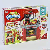 Кухня 008-908 А (5) с аксессуарами, звук, свет, в коробке