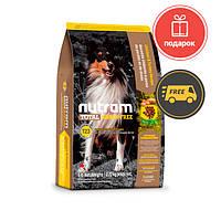 Nutram T23 Total Grain-Free Turkey, Chicken & Duck Dog 11,34 кг