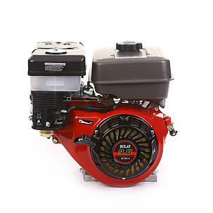 Двигатель бензиновый БУЛАТ BW177F-Т + БЕСПЛАТНАЯ ДОСТАВКА ПО УКРАИНЕ, фото 2