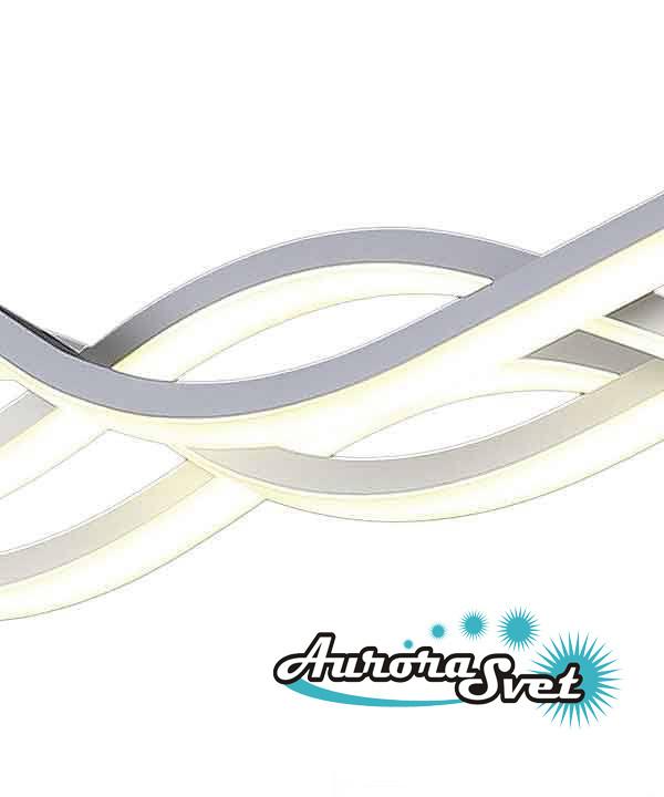 Люстра подвесная AuroraSvet 022. LED светильник люстра. Светодиодный светильник люстра.
