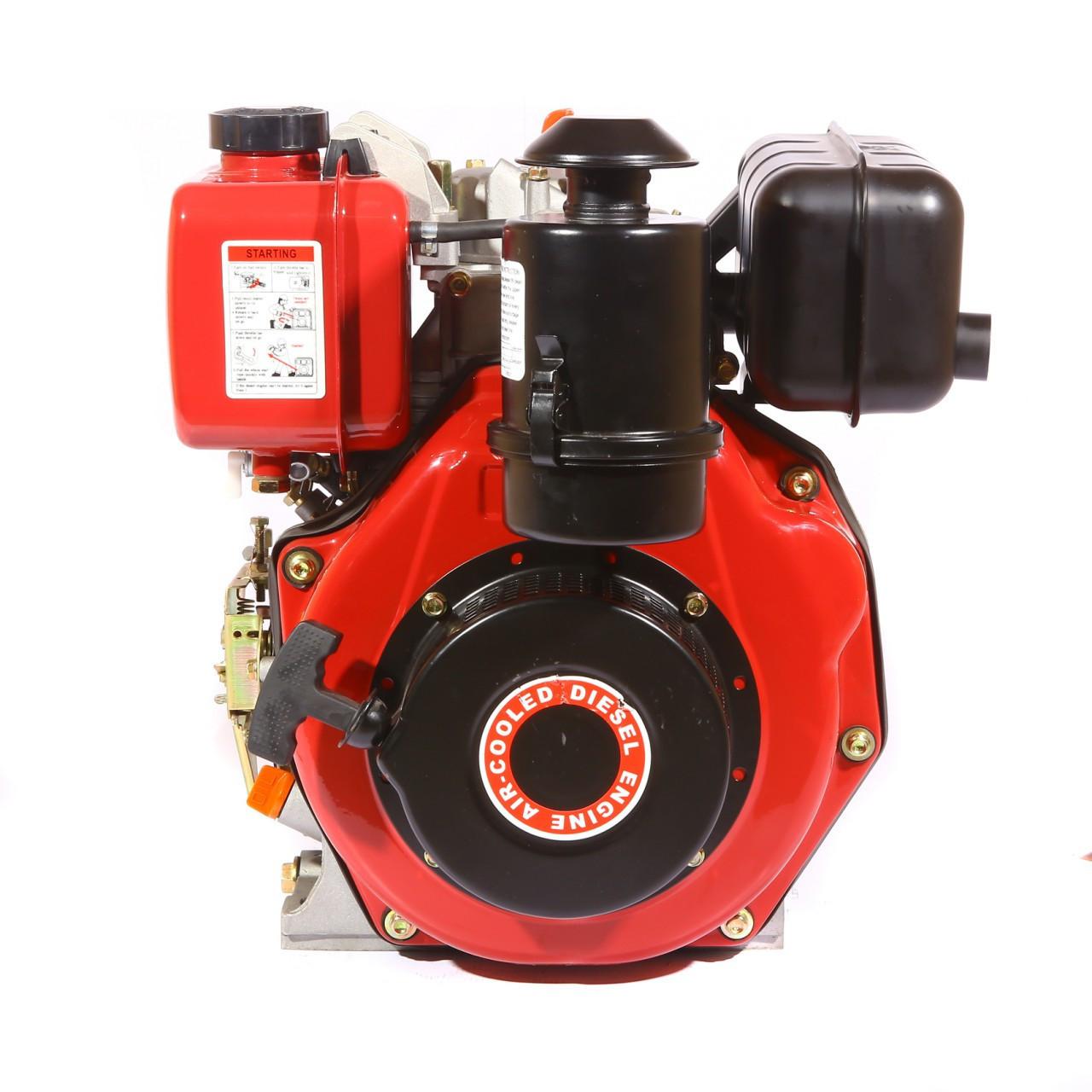 Двигатель дизельный WEIMA WM178F (шпонка) + БЕСПЛАТНАЯ ДОСТАВКА ПО УКРАИНЕ