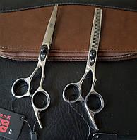"""Набор парикмахерских ножниц Kasho 6,0"""", фото 1"""