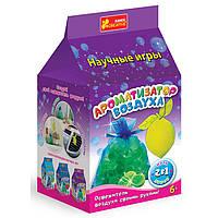 Игра научная Creative 5657 Создай свой ароматизатор воздуха, Мята и лимон 12123015Р
