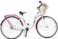 Велосипед Lavida 28 Nexus 3 White-Purple Польща