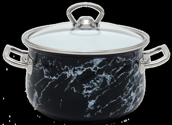 Кастрюля INFINITY Marble (2.9 л) 18 см (6367522)