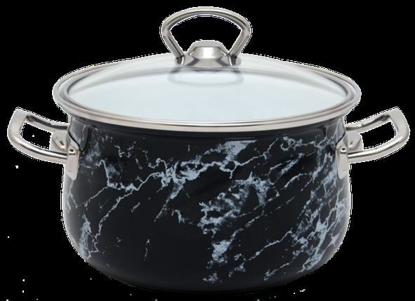 Кастрюля INFINITY Marble (2.9 л) 18 см (6367522), фото 2
