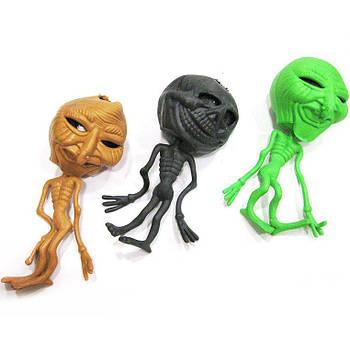 Игрушка антистресс Alien с орбизами, ассорти №1230-3