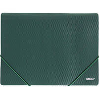 Папка А4 Norma на резинке 5060_Зеленый