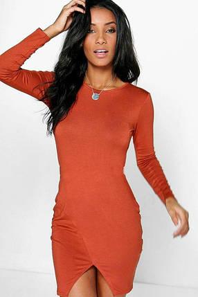 Новое платье с асимметричным низом Boohoo, фото 2