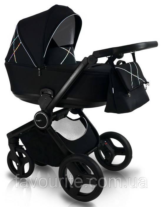Дитяча коляска BEXA FRESH FR10 Чорна (3072018030)