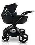 Дитяча коляска BEXA FRESH FR10 Чорна (3072018030), фото 2