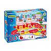 """Іграшковий набір Wader Пожежне депо 112 """"Kid Cars 3D""""53310, размер 3.1 метра"""
