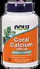 Витамины Now Foods Coral Calcium 1000 mg,100 capsules