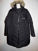 Пальто - пуховик женское теплое NORTH END  р. 54-56 009GK