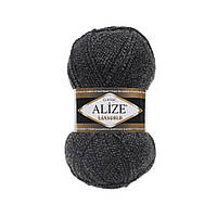 Пряжа для вязания Alize Lanagold DUE 600 (Ализе Лана голд)