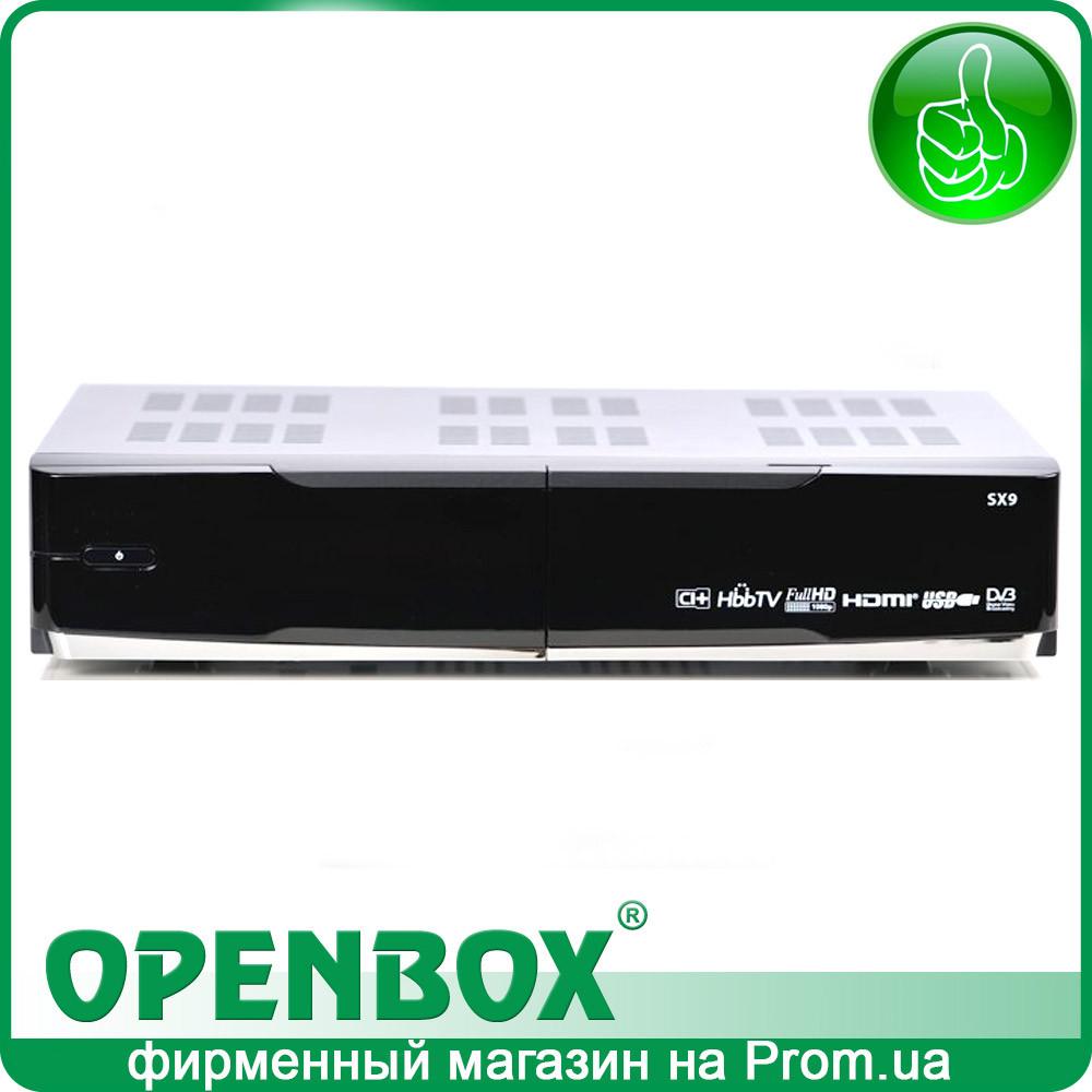 Спутниковый ресивер с диском Openbox SX9
