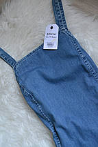 Новый джинсовый сарафан Miss Selfridge, фото 3