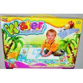 Коврик для рисования водой музыкальный Water magic carpet  3639-1,2