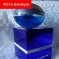 100 ml Paco Rabanne Ultraviolet Woman. Eau de Toilette   Женская туалетная вода Пако Рабан Ультравиолет 80 мл