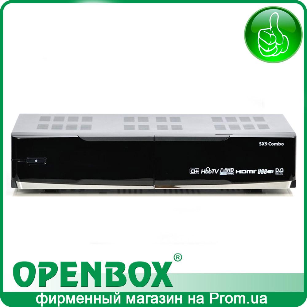 Спутниковый ресивер с диском Openbox SX9 Combo