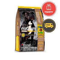 Nutram T25 Total Grain-Free Salmon & Trout Dog без злаков 11,34 кг