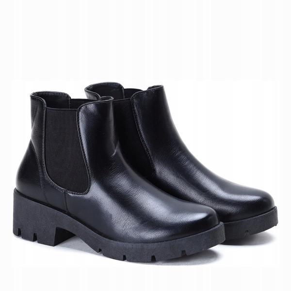 Женские ботинки But BLACK