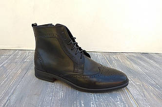 Черевики чоловічі зимові ІКОС/IKOS, ботинки мужские зимние!