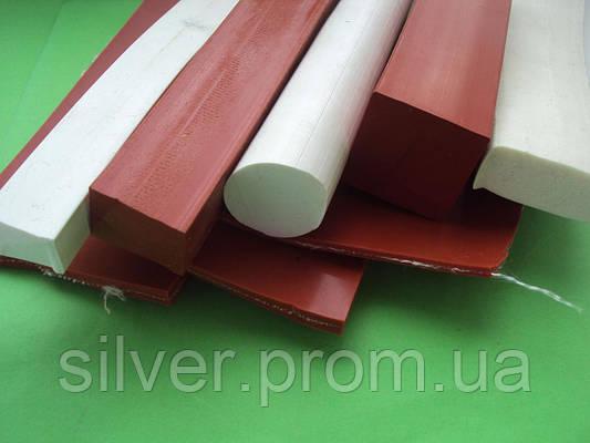 Полоса силиконовая термостойкая-SILVERPROM