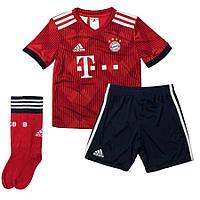 a892b249c14f Детская футбольная форма Бавария Мюнхен домашняя (2018-2019), Adidas, Клуб,