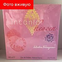 100 ml Salvatore Ferragamo Incanto Heaven. Eau de Toilette | Туалетная  водаФеррагамо  Инкато Хевен 100 мл