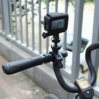 Кріплення на кермо для екшн камер action cameras пластикове MAC01 SKU0000983