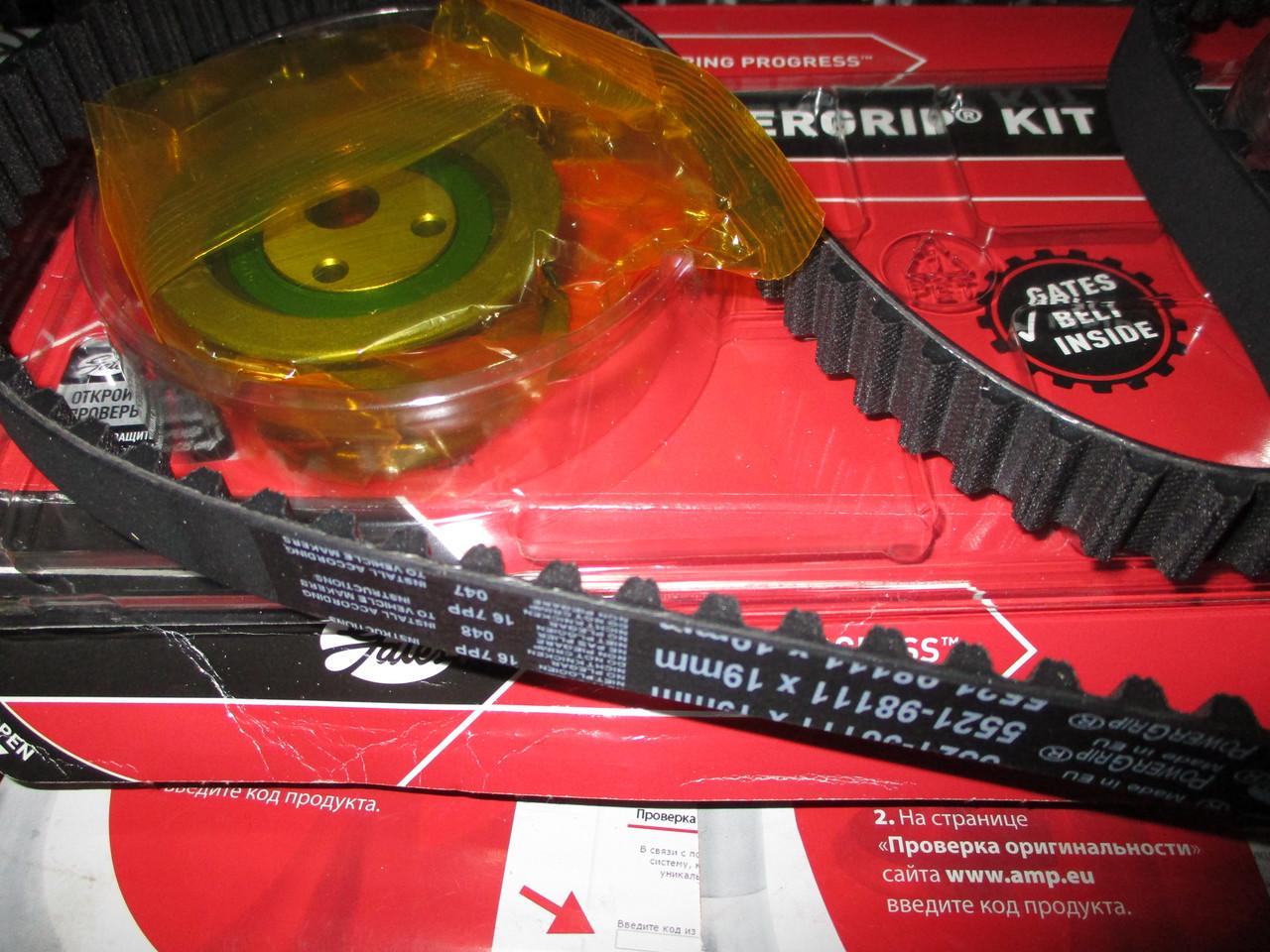 К-т ГРМ (пасок+ролики) GTS-K015670XS 2190