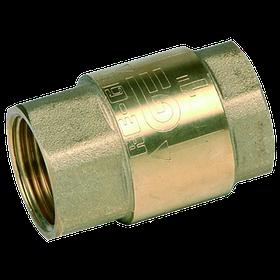 Клапан зворотний пружинний Genebre 3121