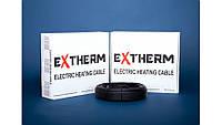 Нагревательный двухжильный кабель  EXTHERM ETC ECO 20-200  10.00 м. Мощность 200 Вт. Класс защиты IPX7