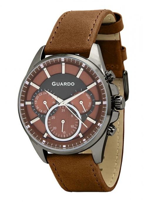 Мужские наручные часы Guardo P11999(1) BBrBr