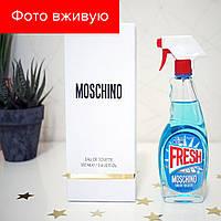 Moschino Fresh Couture. Eau de Toilette 100ml | Туалетная Вода Москино Фреш Кутюр 100 мл