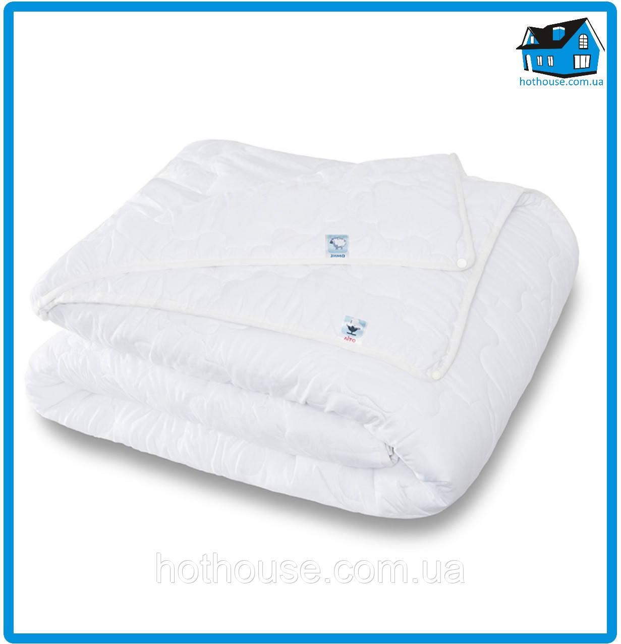 Одеяло микрофибра 4 сезона наполнитель силикон 195x210