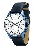 Мужские наручные часы Guardo P11999(1) BlWBl