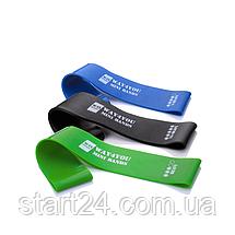 Набор резинок для фитнеса Mini Band (в комплекте 3 шт) , фото 2