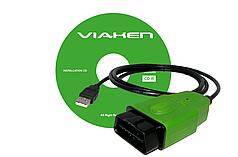 Диагностический сканер OPEL 1987-2005 SCANNER USB