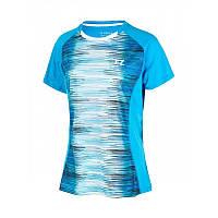 Футболка FZ Forza Phoebe Tee Womens T-Shirt Malibu Blue S, фото 1