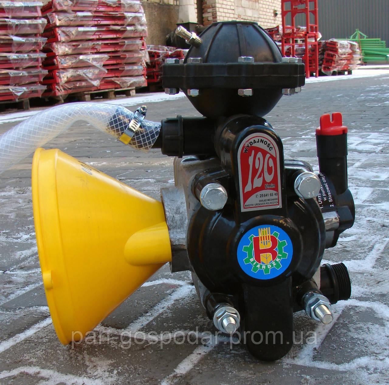Насос для опрыскивателя Biardzki 120 л/мин.