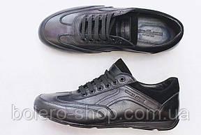 Кроссовки черные   Armani , фото 2