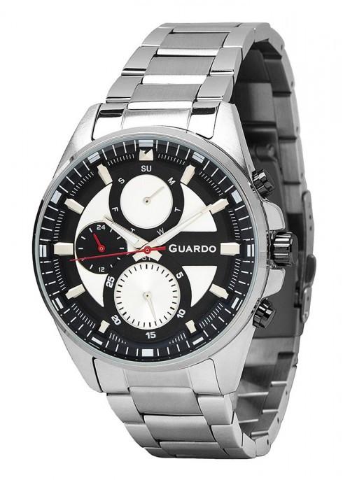 Мужские наручные часы Guardo P11999(m2) SB