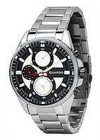 Чоловічі наручні годинники Guardo P11999(m2) SB