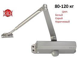 KALE доводчик  KD 002/50-550 (80-120кг) серый