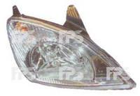 Фара передняя Chery Tiggo (T11) 05-12  правая, мех.регулир. 1501 R2-P