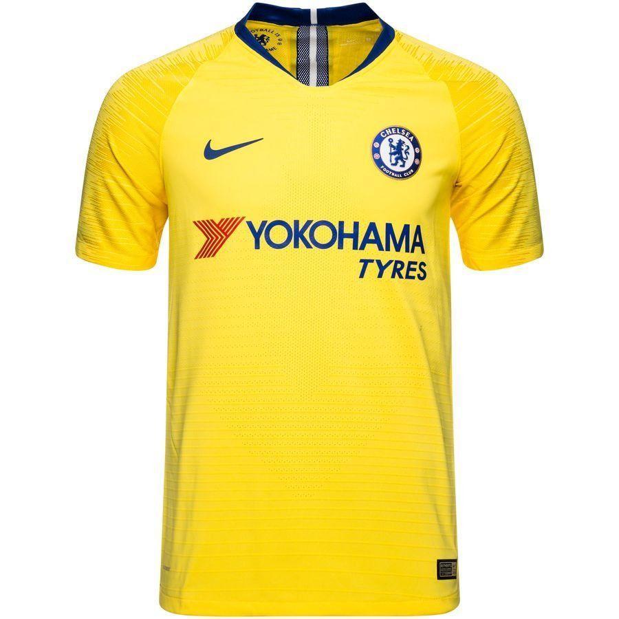 f66e3141cad7 Детская футбольная форма Челси выездная (2018-2019), Nike, Клуб, Детская