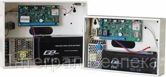 Прибор приемо-контрольный охранный ППКО «Интеграл-GSM8Мини»